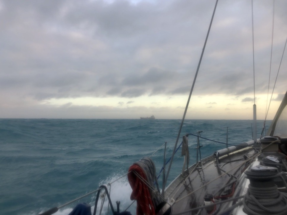 Navigation in the Great North East Channel of the Torres Strait